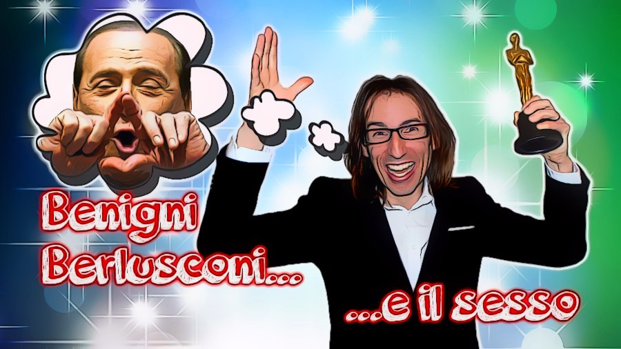 Benigni Berlusconi… e il sesso