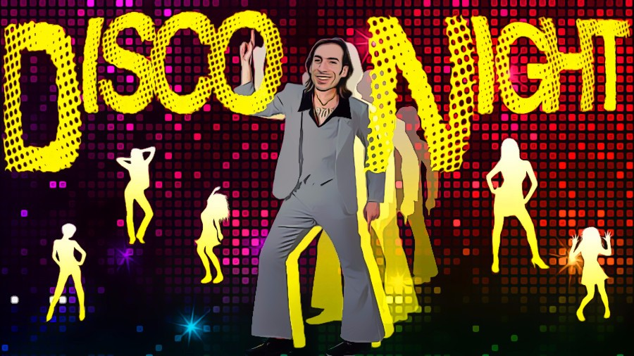 Disco-Night Vari