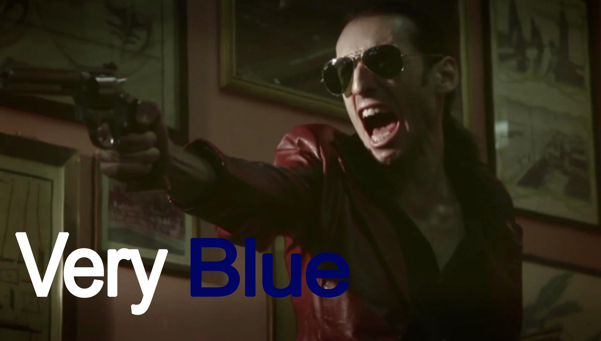 Very-Blue Cortometraggi