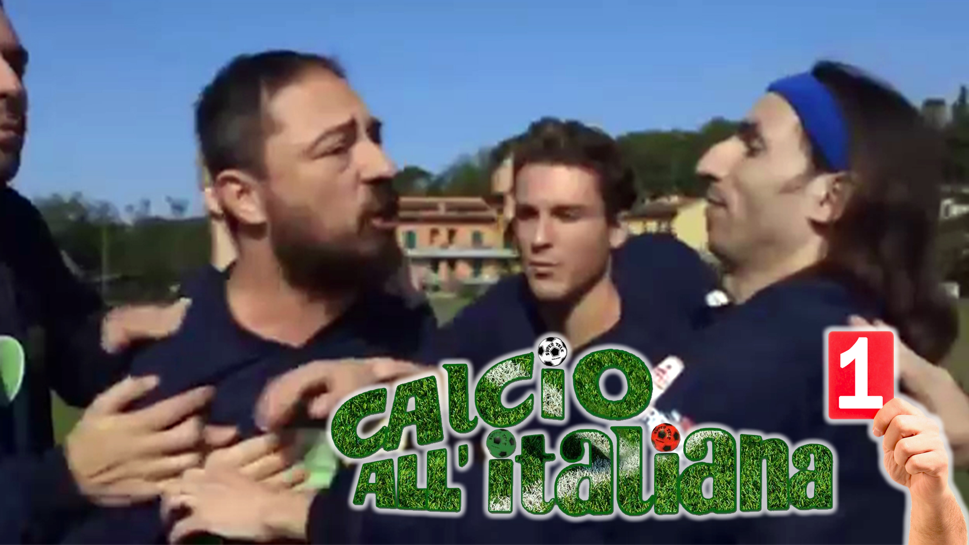calcio-all-italiana-ep1 Web Serie
