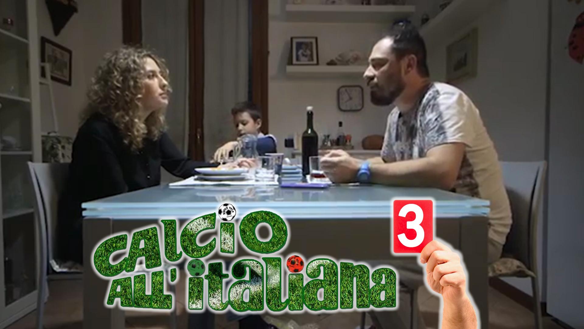 calcio-all-italiana-ep3 Web Serie