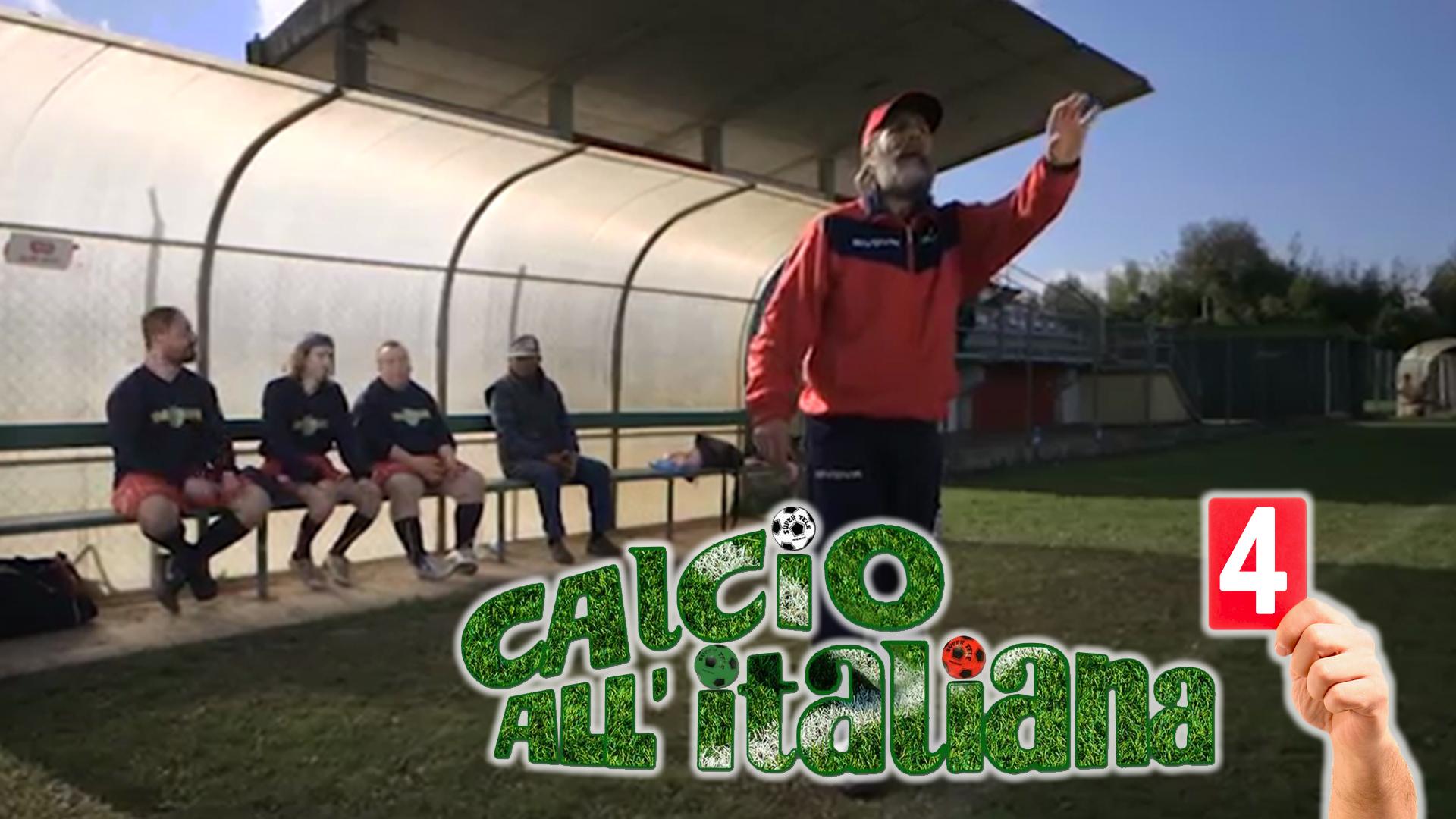 calcio-all-italiana-ep4 Web Serie