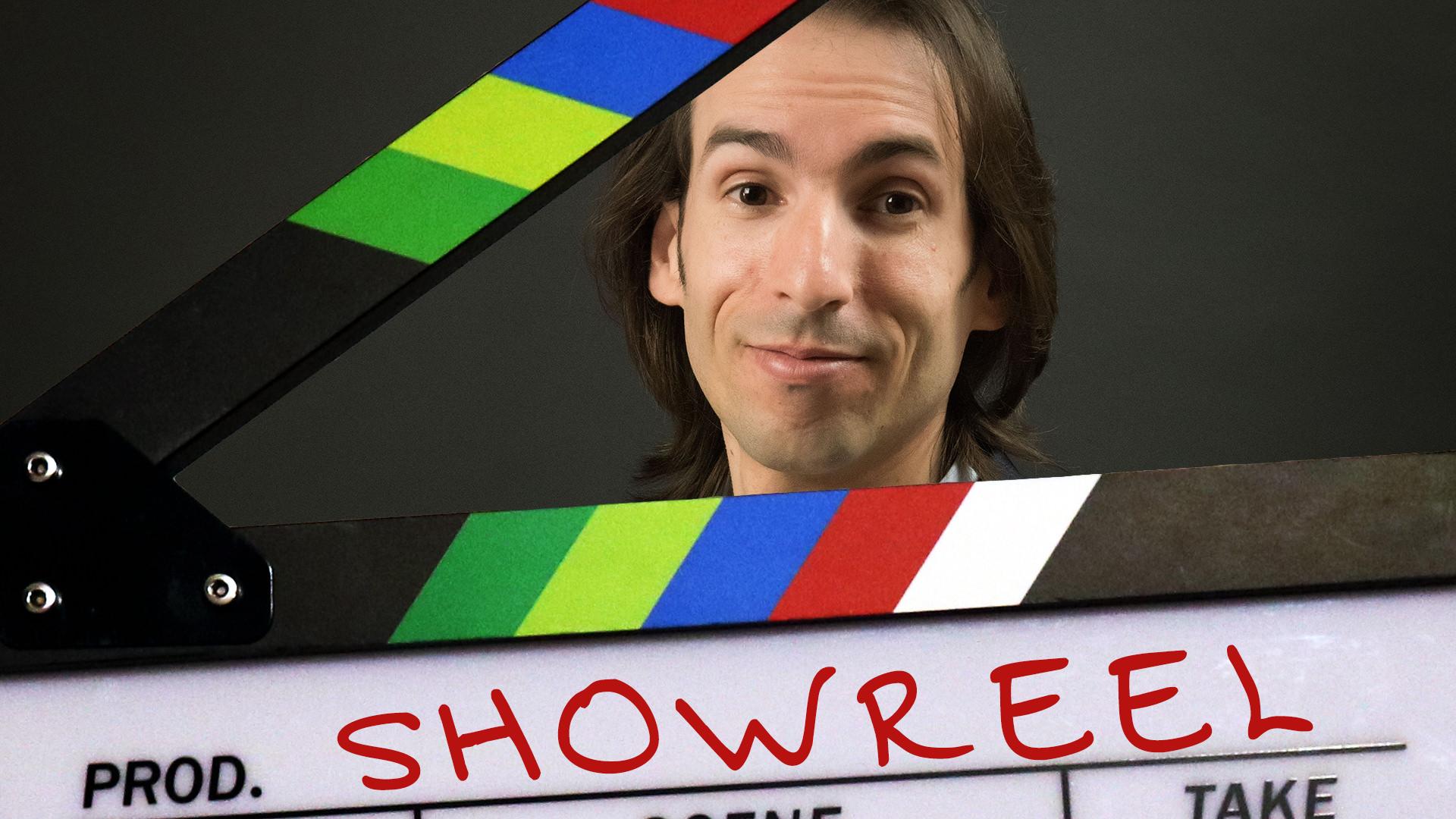 SHOWREEL_mini Cinema e TV