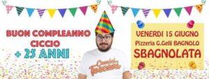"""35239550_10215602622480200_6779141247173918720_n-300x114 """"Buon Compleanno Ciccio!"""", stasera la festa spettacolo!"""