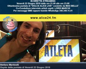 """Dolce-Alice-Live-300x242 Ospite a """"Dolce Alice Live"""""""