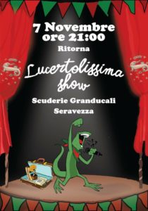 Lucertolissima Show