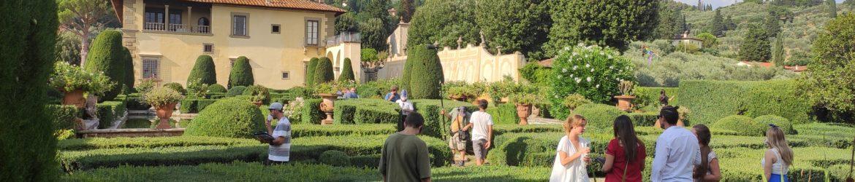 Set a Villa Gamberaia